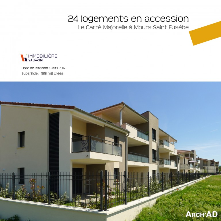 24 logements en accession